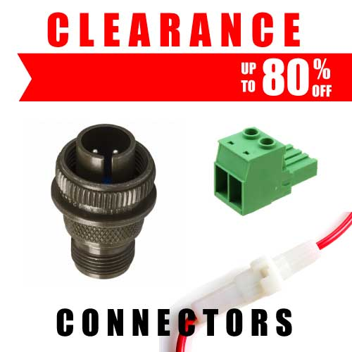 Clearance Connectors