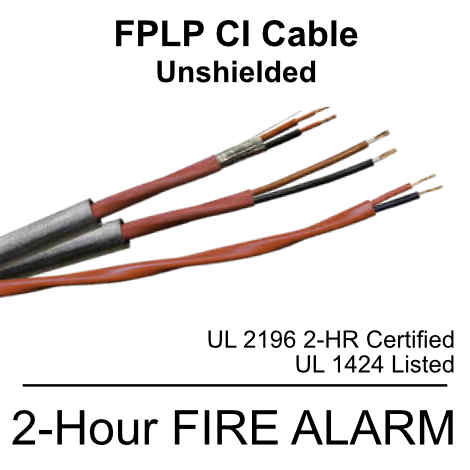 FPLP-CI Cables Unshielded