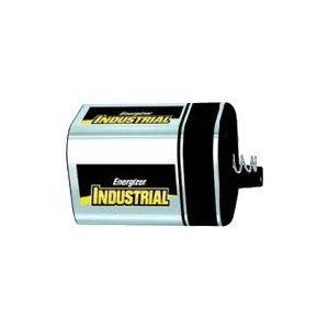 6 V Industrial Alkaline Batteries BULK (qty: 6)