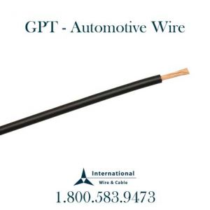 20 AWG GPT Automotive Wire