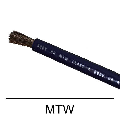 MTW Wire -  Machine Tool Wire